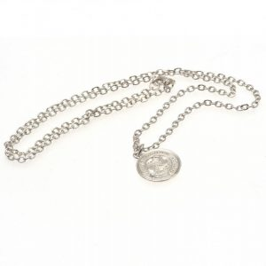 Celtic FC Silver Plated Pendant & Chain