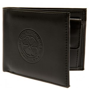 Celtic FC Debossed Wallet