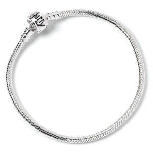 Harry Potter Sterling Silver Charm Bracelet S