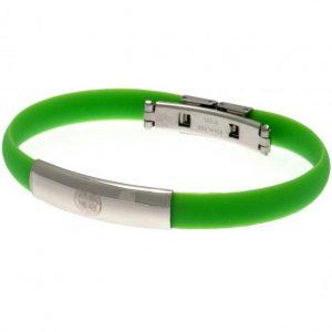 Celtic FC Colour Silicone Bracelet