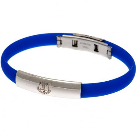 Everton FC Colour Silicone Bracelet