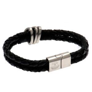 Everton FC Leather Bracelet