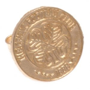 Celtic FC 9ct Gold Earring