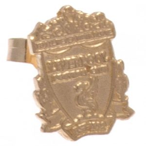 Liverpool FC 9ct Gold Earring CR