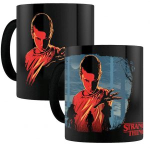 Stranger Things Heat Changing Mug Eleven