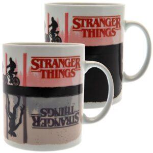 Stranger Things Heat Changing Mug