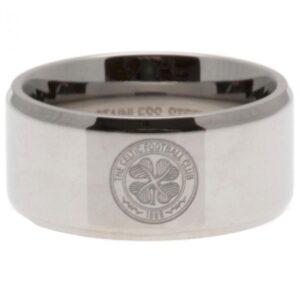 Celtic FC Band Ring Large