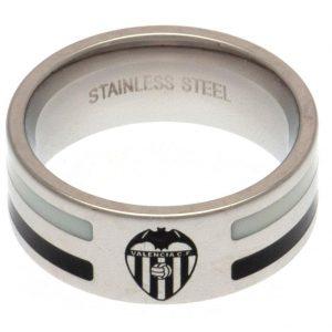 Valencia CF Colour Stripe Ring Large