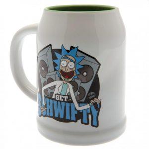 Rick And Morty Stein Mug