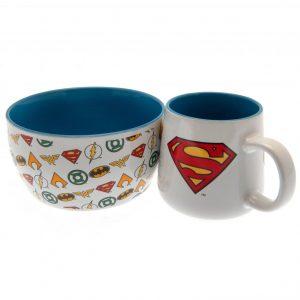 DC Comics Breakfast Set