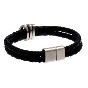 Sunderland AFC Leather Bracelet