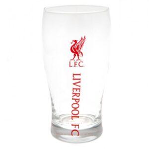 Liverpool FC Tulip Pint Glass