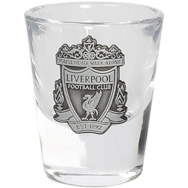 Liverpool FC Single Shot Glass