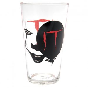 IT Large Glass Pennywise