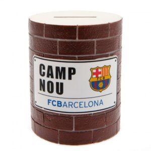 FC Barcelona Money Box