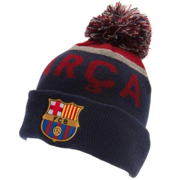 FC Barcelona Ski Hat NG