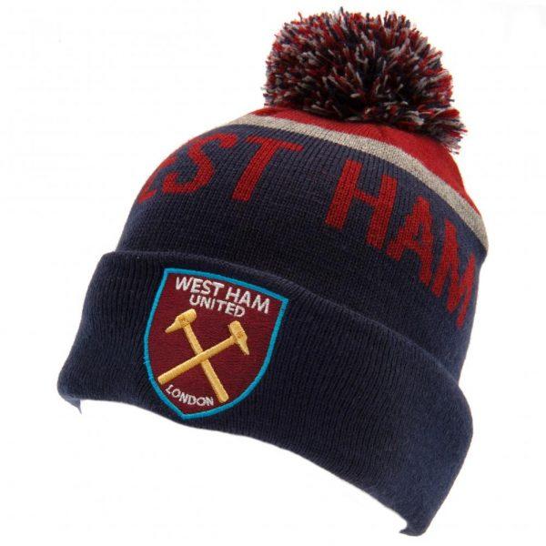 West Ham United FC Ski Hat NG