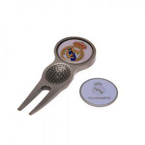 Real Madrid FC Divot Tool & Marker