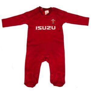 Wales RU Sleepsuit 6/9 mths PS