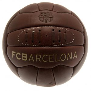 FC Barcelona Retro Heritage Football