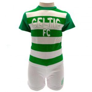 Celtic FC Shirt & Short Set 12/18 mths