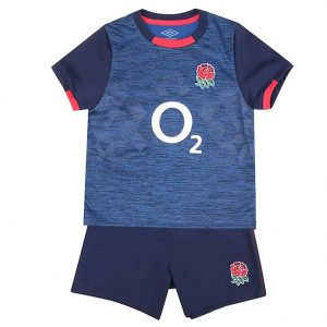 England RFU Shirt & Short Set 3/6 mths NV