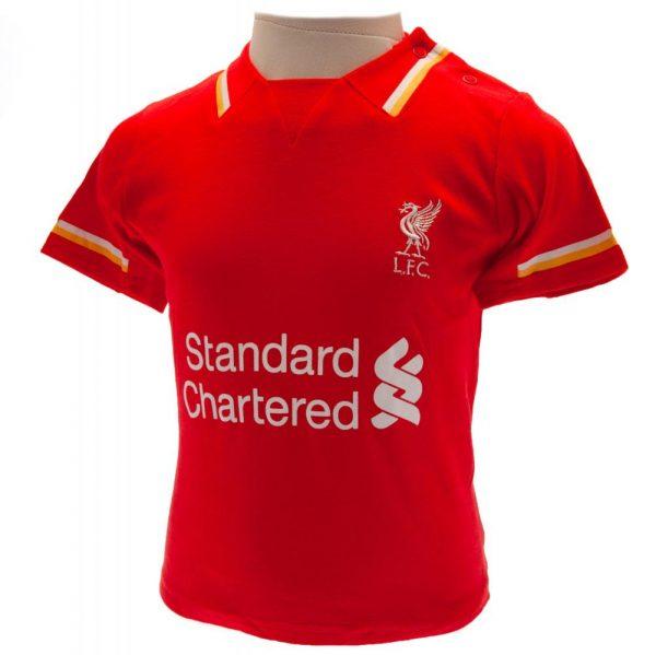 Liverpool FC Shirt & Short Set 9/12 mths SC