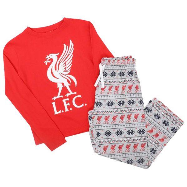 Liverpool FC Baby Pyjama Set 0/3 mths