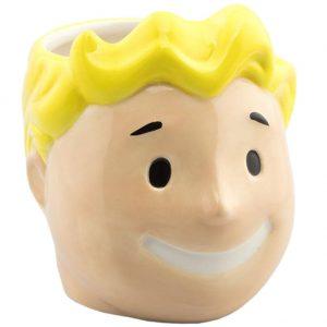 Fallout 3D Mug Vault Boy