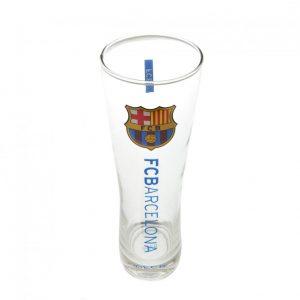 FC Barcelona Tall Beer Glass