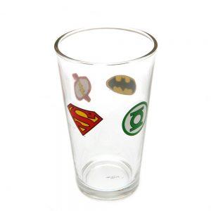 DC Comics Large Glass