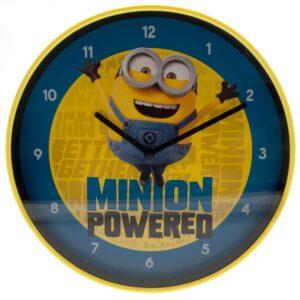 Minions Wall Clock