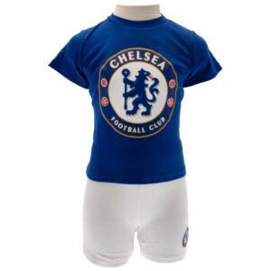 Chelsea FC T Shirt & Short Set 12/18 mths