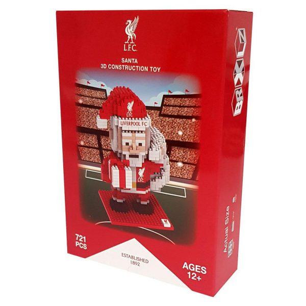 Liverpool FC BRXLZ Santa