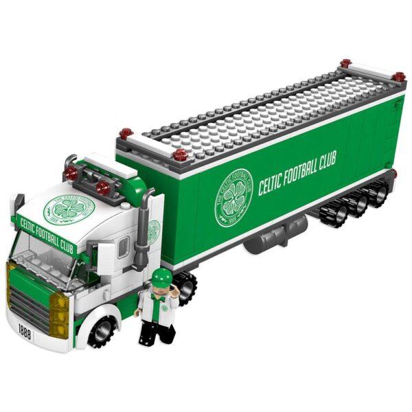 Celtic FC Brick Fan Truck