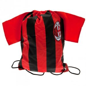 AC Milan Shirt Gym Bag