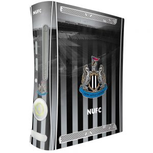 Newcastle United FC Xbox 360 Console Skin