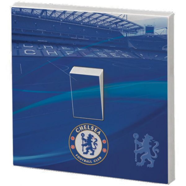 Chelsea FC Light Switch Skin