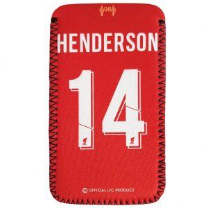Liverpool FC Phone Sleeve Henderson