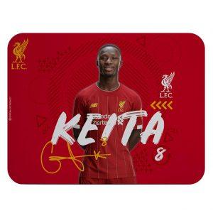 Liverpool FC Mouse Mat Keita