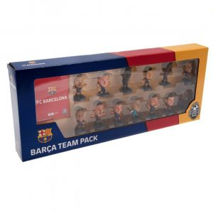 FC Barcelona SoccerStarz 13 Player Team Pack