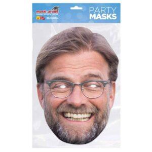 Jurgen Klopp Mask
