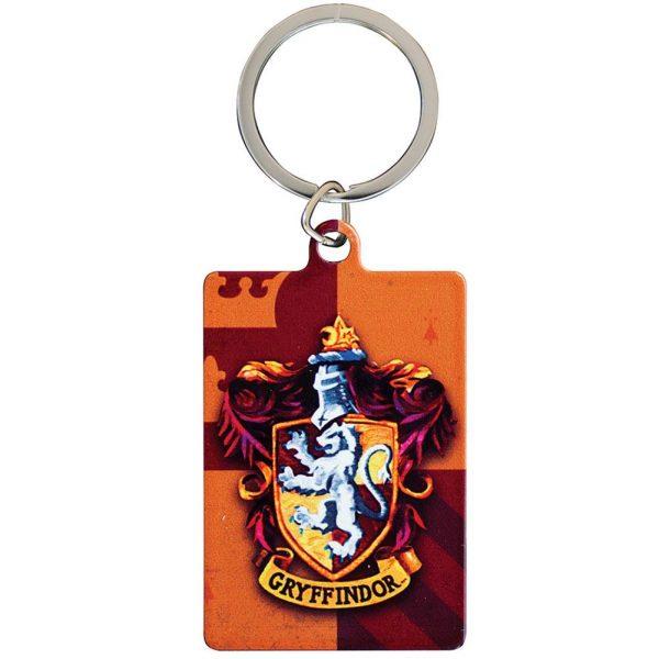 Harry Potter Metal Keyring Gryffindor