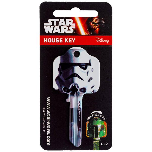 Star Wars Door Key Stormtrooper