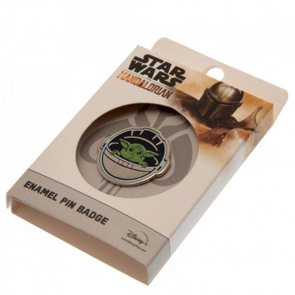 Star Wars The Mandalorian Badge