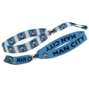 Manchester City FC Festival Wristbands
