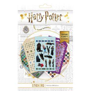 Harry Potter 800pc Sticker Set
