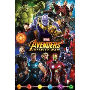 Avengers Infinity War Poster 201