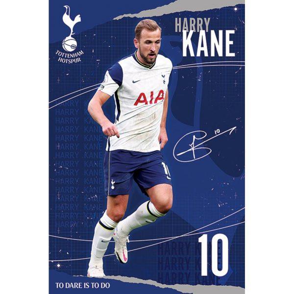 Tottenham Hotspur FC Poster Kane 18