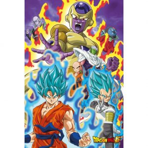 Dragon Ball Z Poster God Super 88